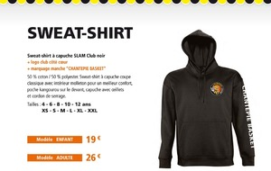 Sweat Adulte